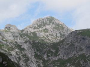 veduta del Monte Lastroni