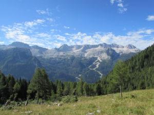 Monte Forato, Bila Pec, Monte Canin