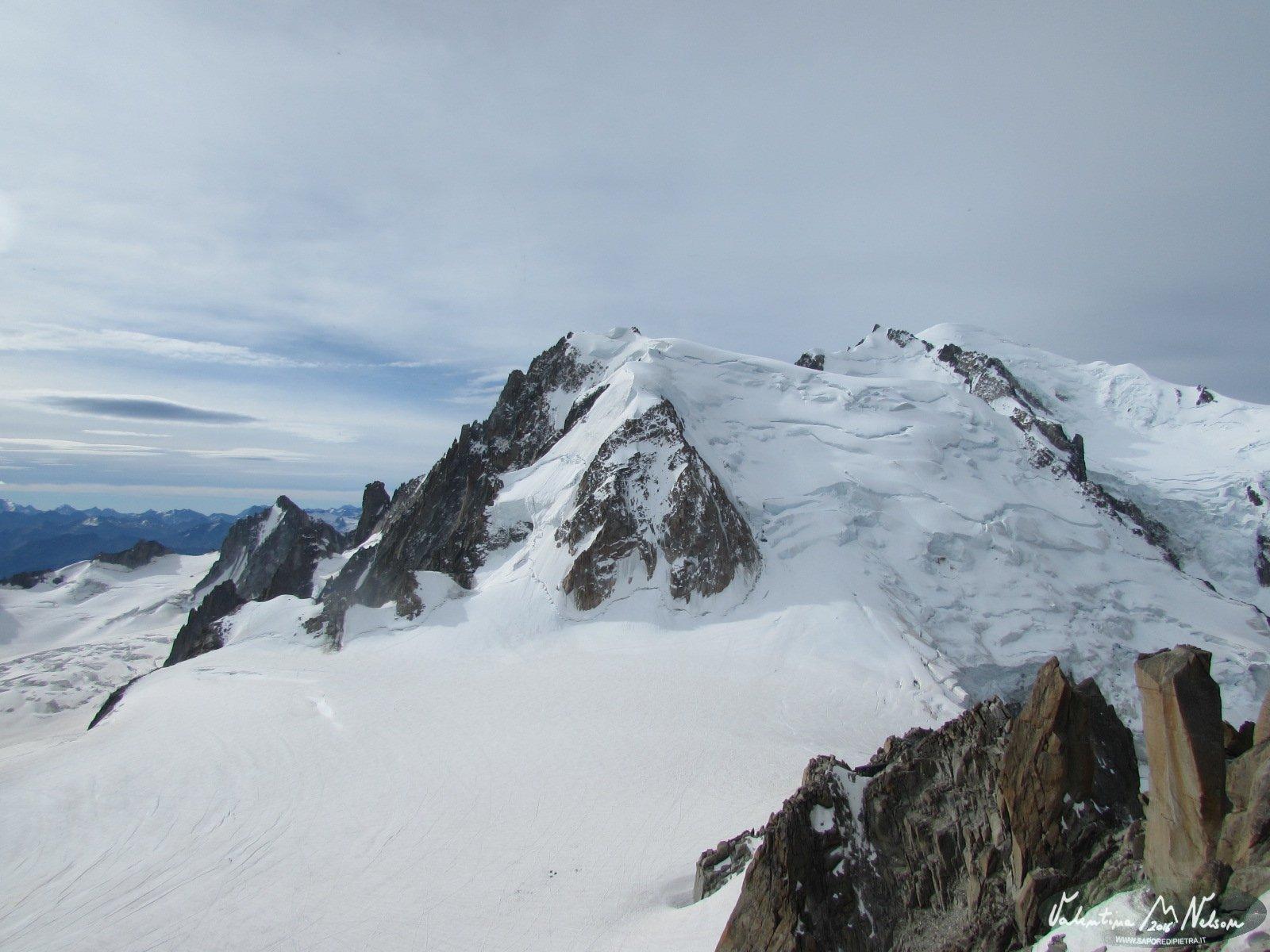 Da Chamonix all'Aiguille-du-Midi (Monte Bianco) | Sapore di