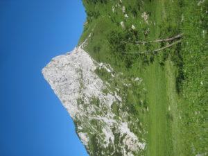 Il monte Zuc della Guardia